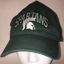NCAA By Signatures Michigan State University Spartans Strapback Adjustable Cap