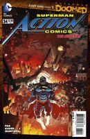 Action Comics #34 The New 52 DC Comic 1st Print 2018 unread NM Superman Doomed