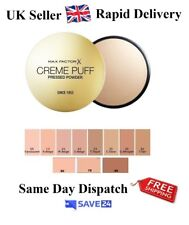 """Max Factor Creme Puff, Pressed Powder �€"""" Choose Your Shade - Rapid Delivery"""