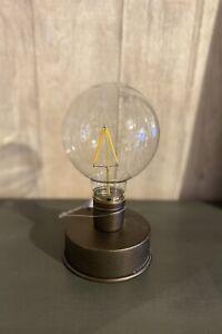 battery powered lamp