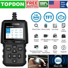TOPDON AL500 OBD2 Scanner Car Code Reader Auto Diagnostic Scan Tool Engine Check