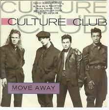 45 TOURS 2 TITRES / CULTURE CLUB   MOVE AWAY    B5