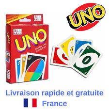UNO Jeu de Cartes (W2087)