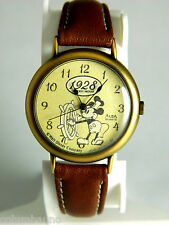 Willie Steam Boat Mickey Mouse Ladies Watch