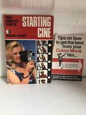 Starting Cine - Michael Hewitt
