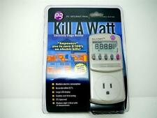 P3 KILL-A-WATT Electricity Power Usage Monitor P4400