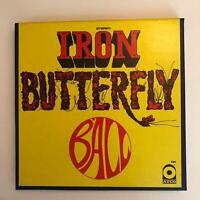 IRON BUTTERFLY Ball ATX280 Reel To Reel 3 3/4 IPS ATCO