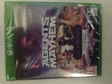 Agents of Mayhem - Day One Edition (Xbox One)  NEW AND SEALED