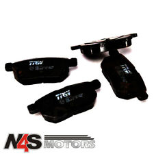 TOYOTA PRIUS 1.8 2014 HYBRID 06/09-12/15 TRW REAR BRAKE PAD SET. PART GDB3454FD