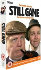 Nuevo Still Juego Serie 1 a 6 DVD