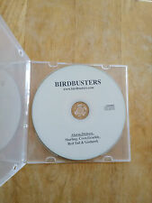 BirdBusters Bird Distress cd Alarm calls Starlings, Crows,Grackle, Red Tail Hawk