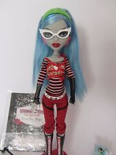 Monster High Ghoulia Yelps Basic 1.Serie 1.Wave RAR Top Haustier Tagebuch