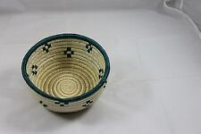 Natural Inspirational Art Deco Snack Display Bowl Basket Free Postage