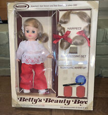 VHTF 1974 Bettys  Beauty Box from Horsman NIB