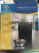 Petsafe Healthy pet simply feed programmable portion-controlled feeding system