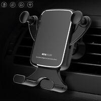 Supporto Auto Bocchette Aria per Porta Cellulare Induzione a gravità Grip Auto