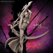 Raging Heroes Lust Elves Death Dancers Sabriah Female Fantasy 28mm