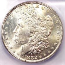 1882-O/S Morgan Silver Dollar $1 VAM-4 - ICG MS63+ Plus Grade - $650 Value!