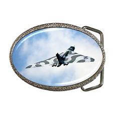 AVRO VULCAN BOMBER ICONIC WAR PLANE BELT BUCKLE - GREAT GIFT ITEM