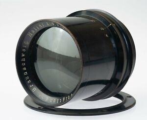 Voightlander Brauschweig Heliar 1 : 4.5 F=36cm Lens f/4.5 360mm