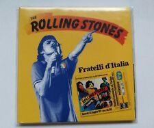 THE ROLLING STONES - FRATELLI D´ITALIA - 2CD DIGIPACK - NEW - RARE