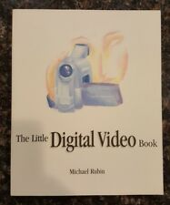 The Little Digital Video Book: By Michael Rubin, 1st ED. 2001, PB *NEW*