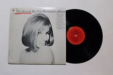 BARBRA STREISAND The Second Album LP Columbia PC 8854 US VG++ GSP 1A