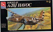 AMT ERTL 1:48 Douglas A-20J A-20 J Havoc Plastic Model Kit #8895