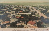 .ADELAIDE , NORTH ADELAIDE FROM CATHEDRAL SOUTH AUSTRALIA EARLY 1900'S POSTCARD