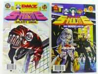 MILESTONE-DC BLOOD SYNDICATE (1993) #18-19 NEWSSTAND VARIANT LOT Ships FREE!