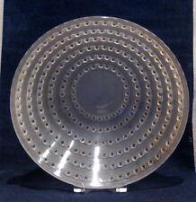 R. Lalique Fleurville Bowl