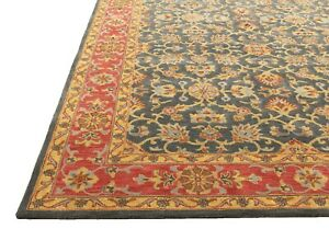 Alexandra Wool Hand Tufted Area Rug Carpet for Home