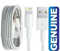 Apple MFi Approved USB Lightning Data Cable Lead Charger iPhone 5/5s/c/6/Plus/7