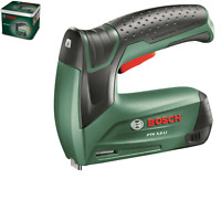 ORIGINAL Bosch 3.6V PTK 3.6 LI Cordless Tacker | Push + Release - Unit Only
