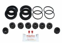 for Iveco Daily 96-2000 Front or Rear Brake Caliper Repair Kit 44mm pistons 4411