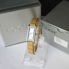 Luxury Rectangle Polished Gemmed Wristwatches