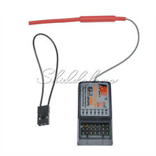 FLYSKY FS T6 FS-R6B 2.4Ghz 6CH Receiver for RC Helicopter Airplane Glider