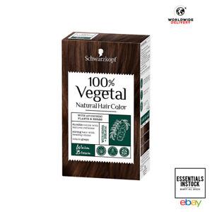 Schwarzkopf 100% Vegetal Hair Colour Warm Brown