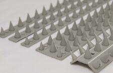 Barrière polypropylene PIERRE anti intrusion vols -chat-pigeon qualité sup 4,5m-