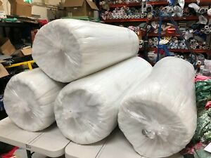 "Polyester Wadding Upholstery Quilting Fire Retardant 60"" Wide Sold Per Metre"