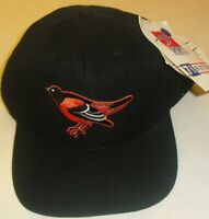 Baltimore Orioles Vintage Sports Specialties Black Fitted hat sz. 7 3/4 New Mlb