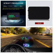 "Car Windshield 3.5"" Display Speed Projector GPS Digital HUD Speedometer Head Up"