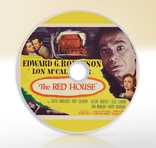 The Red House (1947) DVD Classic Thriller Movie / Film Edward G. Robinson
