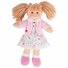 Bigjigs Toys 28cm Poppy Doll - BJD005