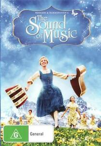 The Sound of Music: 50th Anniversary (Includes Sing-a-Long Version) DVD NEW