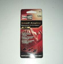 John Deere AM101194 / TY6080 Spark Plug / OEM CHAMPION  CJ14 Made In USA