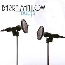 Duets by Barry Manilow (CD, May-2011, Arista)