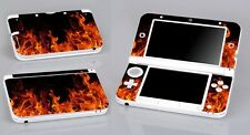 Fire 304 Vinyl Decal Skin Sticker Cover for Nintendo 3DS XL/LL