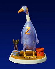 """ZIPPO THE FIRE-EATER"" -WILL BULLAS- PORCELAIN"