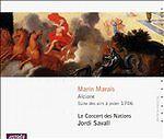 Marais: Alcione Suites (CD, Aug-2000, Astree)